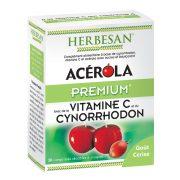acérola premium vitamine C herbesan