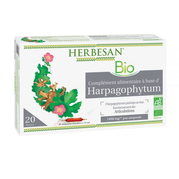 harpagophytum bio articulations Herbesan