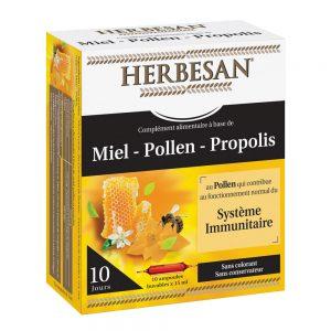 miel-pollen-propolis