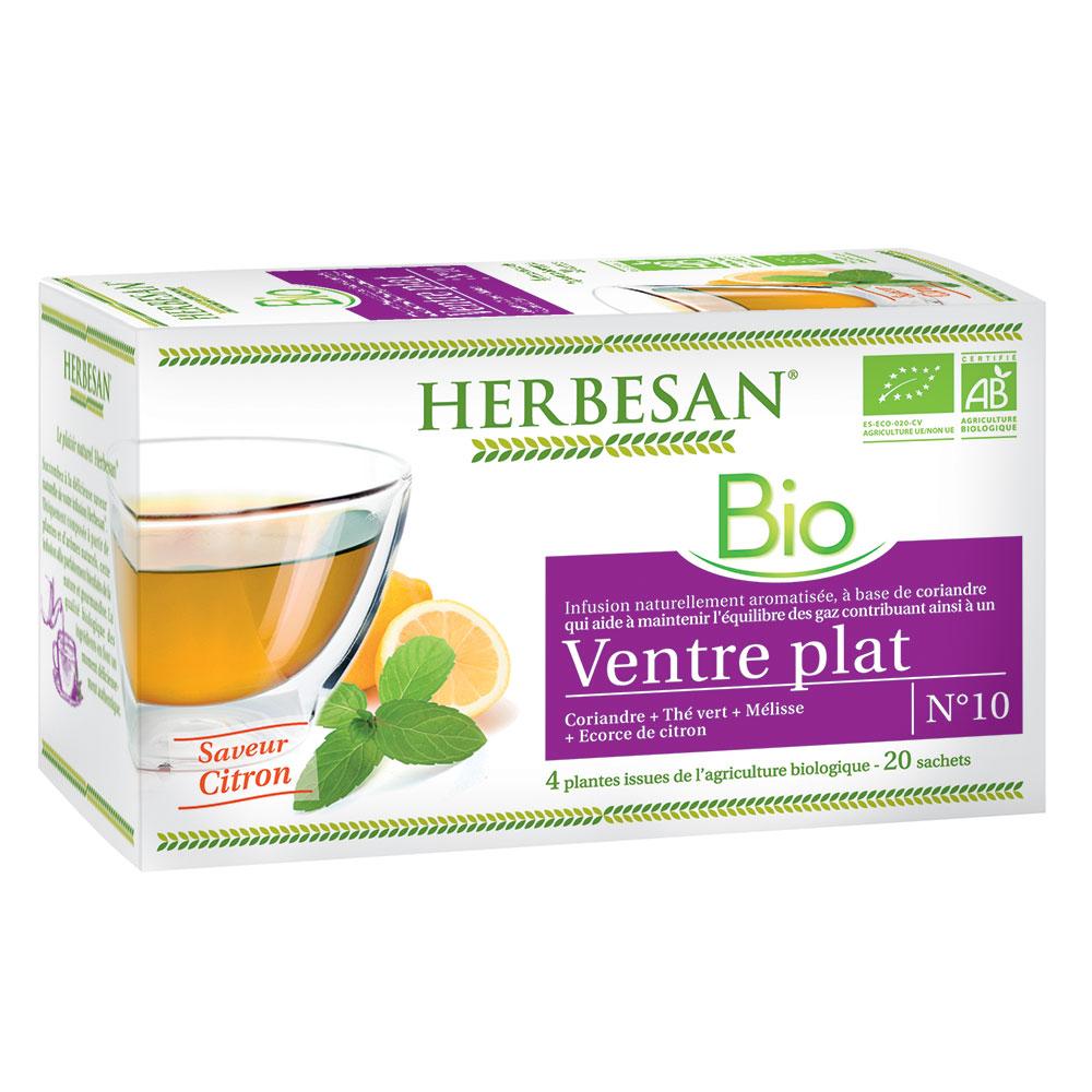 Exceptionnel Infusion coriandre - ventre plat Bio - HERBESAN® EK17
