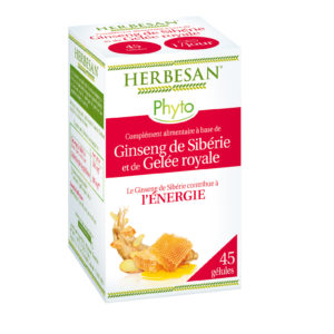 HERB PHYTO-Ginseng de Sibérie+Gelée royale-45gel-HD
