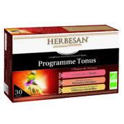 programme tonus bio herbesan 30 ampoules