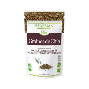 graines de chia bio sachet herbesan bio vegan